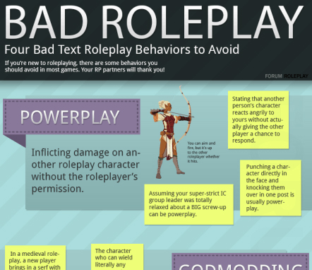 Bad Roleplay Guide