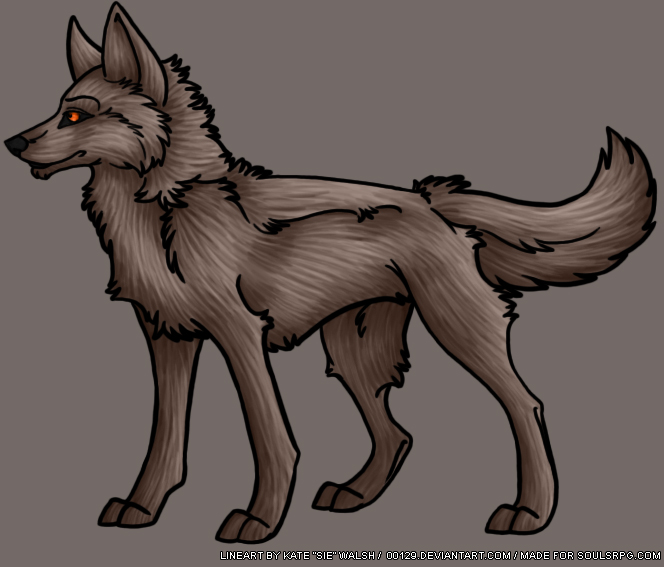 Canine Hybrid PSD Preview Image