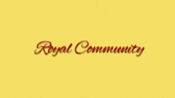 Royal Community