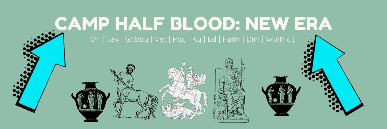 Camp Half Blood: New Era