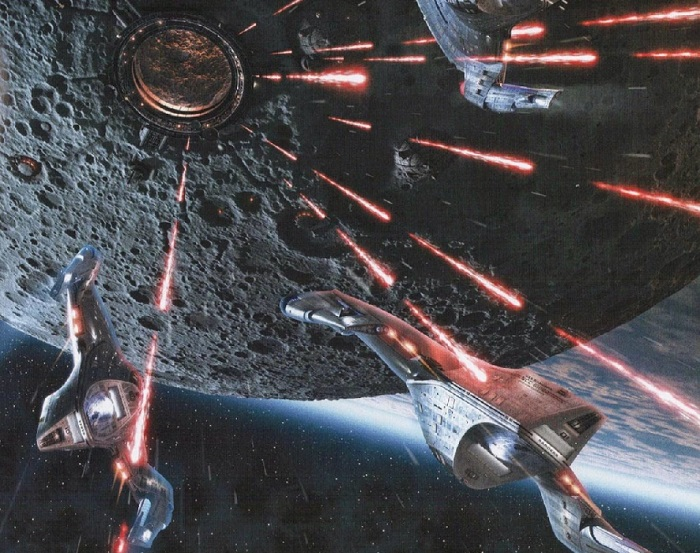 U.S.S. Eagle (Obsidian Fleet)